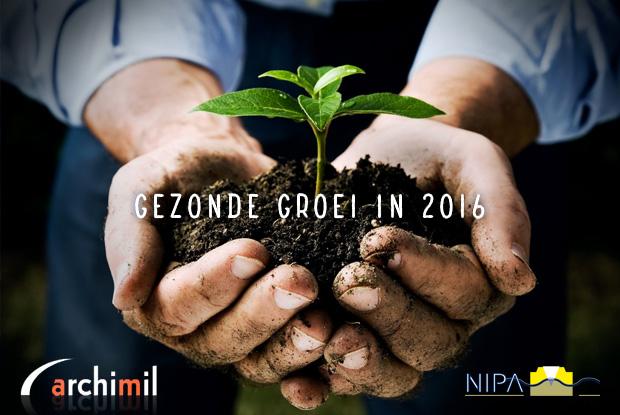 Gezonde groei in 2016 - Archimil