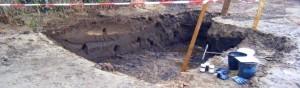 foto uitkeuring bodemsanering